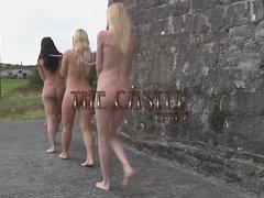 Punishment dungeon for the Slave Girls