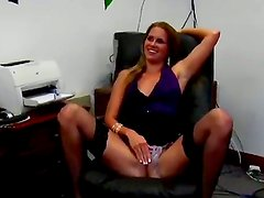 Hot girl just gets into the car an is immediately asked about sex, she doesnt mind since she