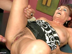 Lupita is one horny as hell mature woman with wet