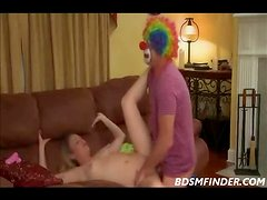 BDSM Clowning Around An Epic Must See