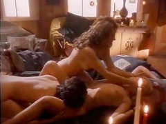 A retro porn movie is high on lusty sex