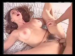 Milf with incredible big tits seduces himq