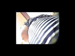 Soclose 75 Striped Sundress Buttcheekz!!