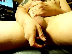 Another Masterbation and Dildo Play Video (Gay,Bi-sex)