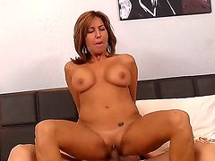 Horny dude Bruce Venture is pounding his friends sweet mom Tara Holiday, that did not