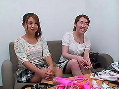 Hot Yui Hatano toys her pussy and gets fucked in a restroom
