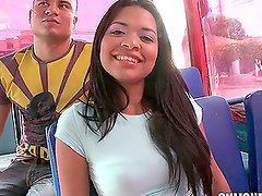 Dayana finds a new boyfriend and makes him fall in love with her