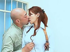 Kinky Yuu Namiki is a hot Japanese cock sucker