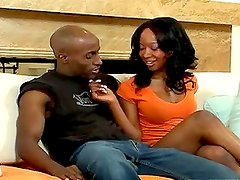 A Big Black Cock For The Ebony Babe Stacey Cash