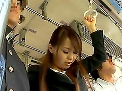 Sexy Teen Gets Stripped And Fucked On Her Bus Route