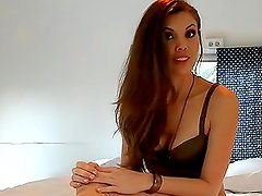 Voluptuosa - Hot Babe Jessica Gamboa Goes Naked in a Teasing Video