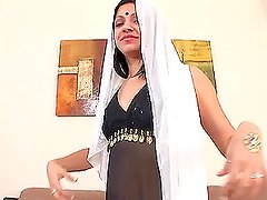 Chudamani the Indian girl gets her pussy torn up