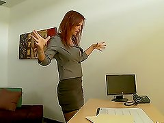 Naughty Syren De Mer getting fucked by her stepson