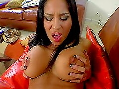 Jenaveve gets her tits squeezed and has a perfect fuck