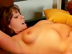 Sexy Trina Cox sucks a cock and gets her pussy licked