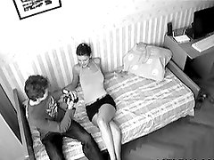 Teen Couple Caught Banging With a Spy Cam