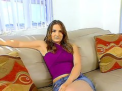 Gorgeous Misty fulfills her interracial sex fantasies