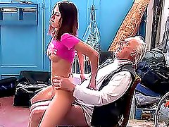 The story of punishment continues with doggy style fuck