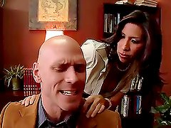 Johnny Sins Is The Boss and He Wants to Get Dirty
