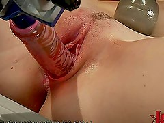 Horny Babe Takes Care Of Her Own Orgasms