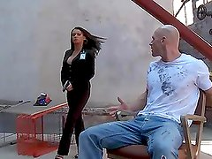 Best Outdoor Sex Featuring Gorgeous Jenna Presley