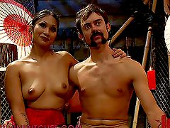 Dominante - Asian Babe Makes A Great Femdom Scene