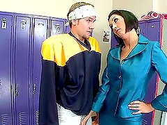 Football Player Sonny Hicks Fucks His Manager Dylan Ryder
