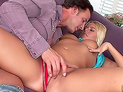 Blonde MILFs Carolyn Reese and Riley Evans Trading Husbands