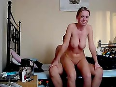 Amateur Babe Has Huge Tits and Loves Banging