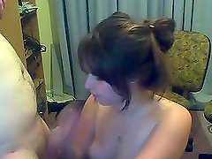 Cute teen Babe Banged in Webcam Video