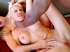 Amanda Blow and Torri Pines Need a Cock After All