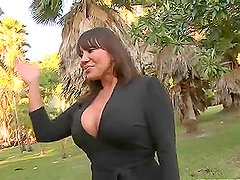 Busty Brunette MILF Ava Devine Screwed In The Shower