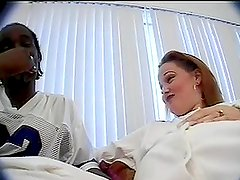 Hot Preggo Rides A Monster Cock In This Interracial Clip