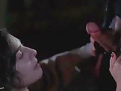 Hot Outdoor Blowjob Given By Sexy Amira Casar