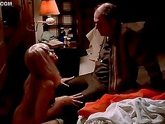 Kathleen Turner Makes An Old Man Feel Better By Rubbing On His Member