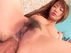 Submissive Sana Anzyu gets anal fucked in reverse cowgirl style
