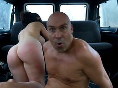 Bread assed Marta La Croft fucked in her juicy pussy with fingers