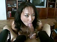 Bitchy Jesse Jordan Takes A Juicy Hot Cock In Her Mouth Like A Yummy Lollipop