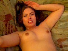 Ugly brunette Irina gets fucked mish for money