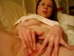 Amateur busty real orgasm 1 ,