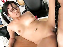 Horny Hot Lana Violet Receives A Juicy Spurt Of Cock Sauce On Her Mouth