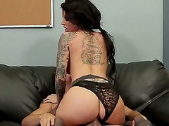Tough tattooed sweetheart Christy Mack gets her wild