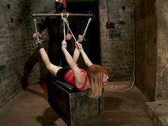A lot of sexual pain for this kinky girl Mallory Mallone