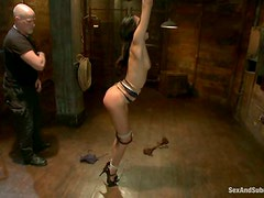 Lyla Storm gets amazingly fucked by Mark Davis in BDSM vid