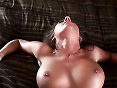 Busty Ex Girlfriend wants a hot spray of man cum after a nice hot fuck