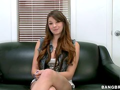 Pocahontas Jones plays with her snatch and gets it drilled hard