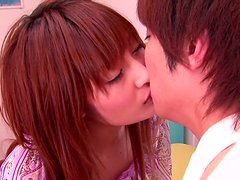 Nasty Kirara Asuka takes big dick in her tight pussy as she wanted