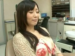 Asian Stunner Gets Shagged By Her Daring Dentist