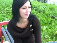 Dude Meets A Doll In The Park & Takes Her Home