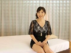 Asian Stunner Is The Perfect MILF For A College Dude To Fuck